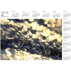 Peitetty - Vuosikalenteri