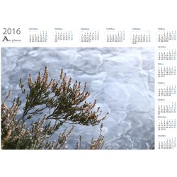 Seasons separator - Year Calendar