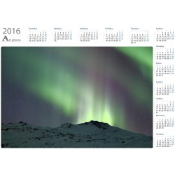 Glow - Year Calendar