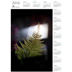 Kanerva ikkunassa - Vuosikalenteri