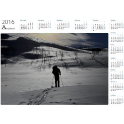 Heading up - Year Calendar