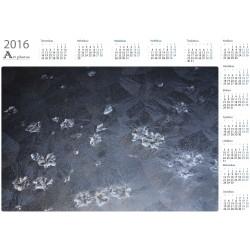 Jääkukat ikkunassa III - Vuosikalenteri