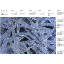 Pin ice - Year Calendar