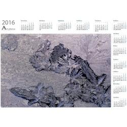 Printattu jää - Vuosikalenteri