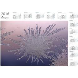 Leviävä jää - Vuosikalenteri
