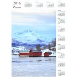 Barns at Sorreisa - Year Calendar