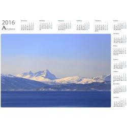 Leap - Year Calendar