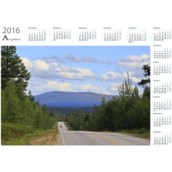 Ruijantie - Vuosikalenteri