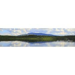 Ounastunturi ja Ounasjärvi - Tapetti