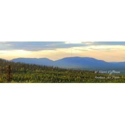 Early summer view to Pyhatunturi - HD - Wallpaper