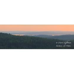 Lakes and layers - HD - Wallpaper