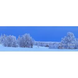 Sininen hetki III - HD - Tapetti