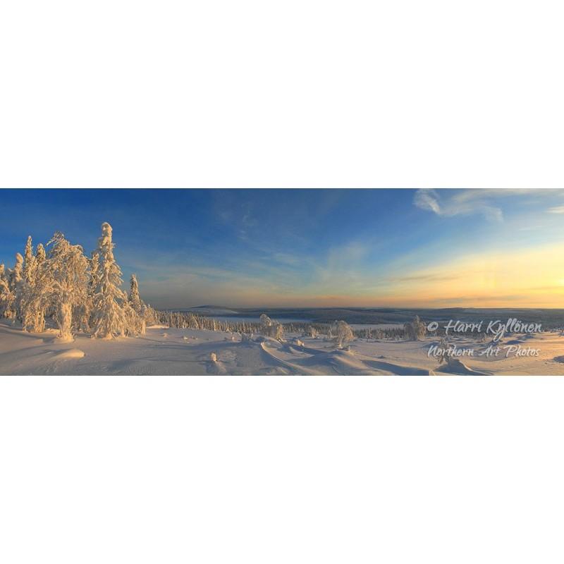 Tunturijärvi III - HD - Tapetti