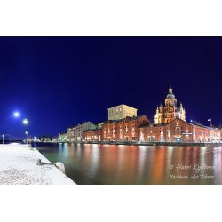 Kanavaranta and Uspenski Cathedral - Wallpaper