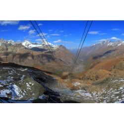 Trockener Steg cable view - HD - Wallpaper