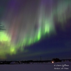 Aurora Borealis in...