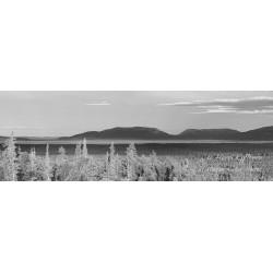 Pyhätunturin pohjoisnäkymä - MV - HD - Juliste