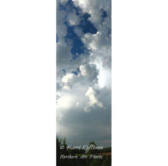 Pilvet - Juliste