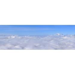 Pilvien yllä II - HD - Juliste