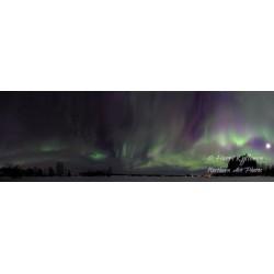 Aurora storm - HD - Poster