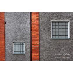 Kaksi ikkunaa - Juliste