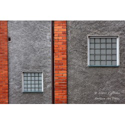 Two windows - Poster