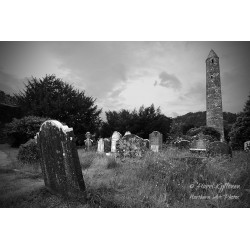 Old graveyard - Poster