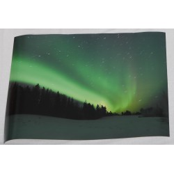 Talvi-ihmemaa - 70x50cm juliste