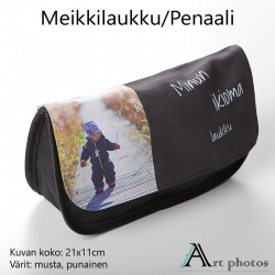 Customized Photo Makeup Bag