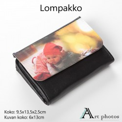 Customized Photo Wallet