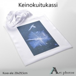 Customized Photo Chemical Fibre Bag