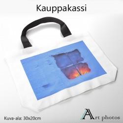 Customized Photo Shopping Bag