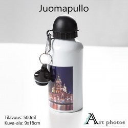 Customized Photo Drinking Bottle