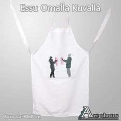 Customized Photo Apron