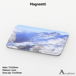 Magneetti omasta kuvasta