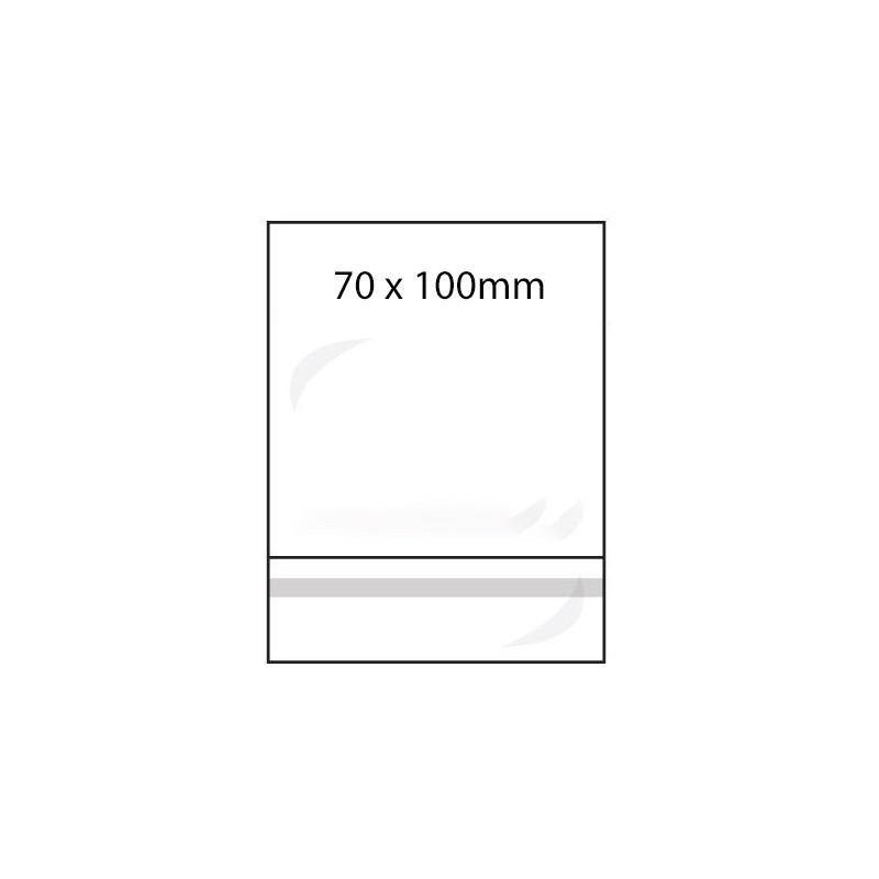 Sulkijapussi 70x100mm