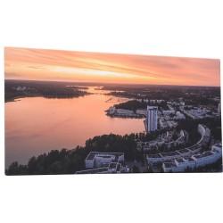Customized Photo Rectangle Canvas Print