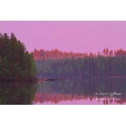 Kesäyön värit - Palapeli
