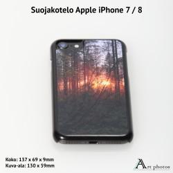 Apple iPhone 7 / 8 suojakotelo omalla kuvalla