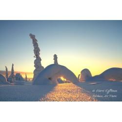 Snow arch - Puzzle
