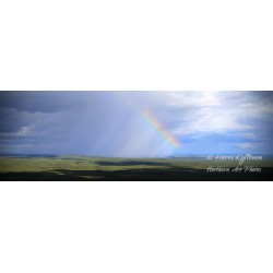 Soutaja rainbow view - HD - Panorama Puzzle