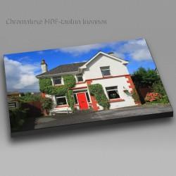 Irlantilainen talo -...