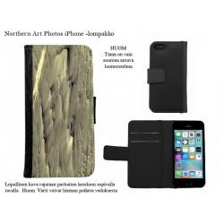 Hiekkaveistos - iPhone -kotelo