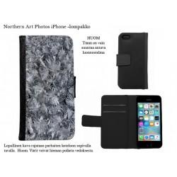 Lumihiutaleet - iPhone -kotelo