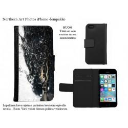 Lumi sulaa - iPhone -kotelo