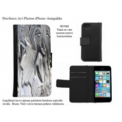 Jääveistos - iPhone -kotelo