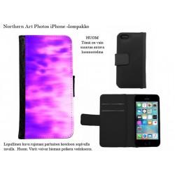 Erityiset lieskat - iPhone -kotelo