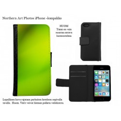 Vihreän sävyt - iPhone -kotelo