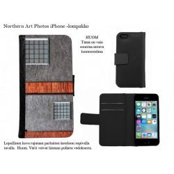 Kaksi ikkunaa - iPhone -kotelo