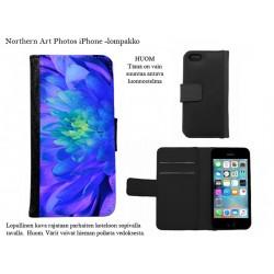 Sinertävä - iPhone -kotelo